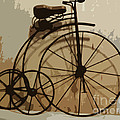 Big Wheel Trike by Ecinja Art Works