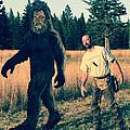 Bigfoot by Tim  Joyner