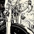 Bike II by Tami Stieger