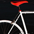 Bike In Black White And Red No 1