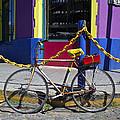 Bike La Boca by Venetia Featherstone-Witty