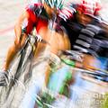 Bike Race I by Joe Mamer