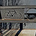 Bike Rack by Bill Owen
