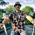 Bike Ride by Mark Miller