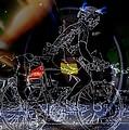 Bike Rider - Canada To Charleston To New Orleans by Travis Truelove