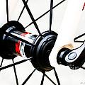 Bike Spokes by Tap On Photo