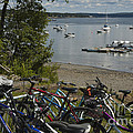 Bikes And Boats by Ruth H Curtis