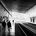 Bilbao Train Station by Pablo Lopez