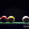 Billiard by Tony Cordoza