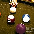 Billiards Art - Your Break -art 8 by Lesa Fine