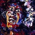 Billie Holiday Jazz Faces Series by Debra Hurd