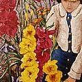 Billies Garden by Frank Morrison