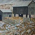 Bill's Barns by Phil Chadwick
