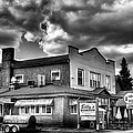 Billy's Restaurant And Walt's Diner - Old Forge New York by David Patterson