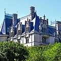 Biltmore House In Summer by Duane McCullough