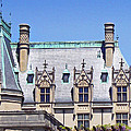 Biltmore House Roof by Duane McCullough
