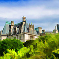 Biltmore In The Distance by Alice Gipson