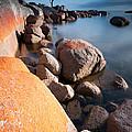 Binalong Bay At Sunrise by Matteo Colombo
