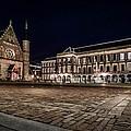 Binnenhof by Mihai Andritoiu