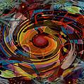 Biorhythm by Melinda Fawver