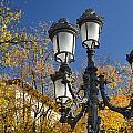 Bip Rambla Streetlight by Guido Montanes Castillo