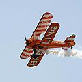 Biplane by Steve Ball