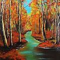 Birch River by Barbie Baughman