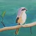 Bird By The Lake by Shreya Nag