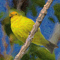 Bird by Frank Lee Hawkins  Eastern Sierra Gallery