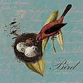 Bird Nest - 02v02t01 by Variance Collections