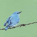 Bird On A Wire by Natasha Denger