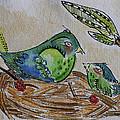 Bird Talk by Carrie Godwin