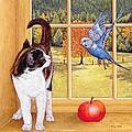 Bird Watching by Ditz