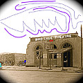 Birdcage Theater Number 1 Tombstone Arizona C.1934-2008 by David Lee Guss