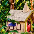 Birdhouse Church by David Kay