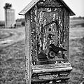 Birdhouse by Jeff Burton