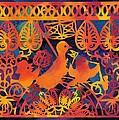 Birds Carnival by Nekoda  Singer