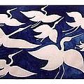 Birds In Flight by Fred Jinkins