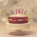 Birthday Cake by Amanda Elwell