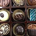 Birthday Chocolates by Lois  Ivancin Tavaf