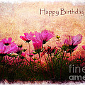 Birthday Flowers by Randi Grace Nilsberg