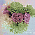 Birthday Flowers Three by Marian Bell