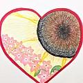 Birthday Heartgarden 20140727 by Barbara Bellissimo