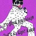 Birthday Mama by Lizi Beard-Ward