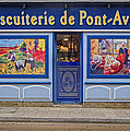 Biscuiterie In Pont Avon by Dave Mills