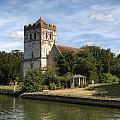 Bisham Church by Chris Day
