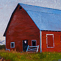 Bishop Barn by Stacey Neumiller