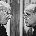 Bishops Talk by Underwood Archives