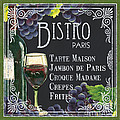Bistro Paris by Debbie DeWitt