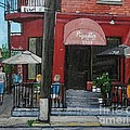 Bistro Piquillo In Verdun by Reb Frost